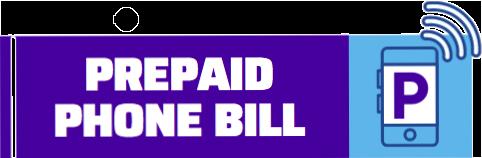 Prepaid Phone Bill